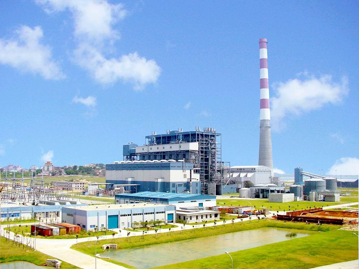 国投湄洲湾电力DN2800大管径外夹超声波流量计