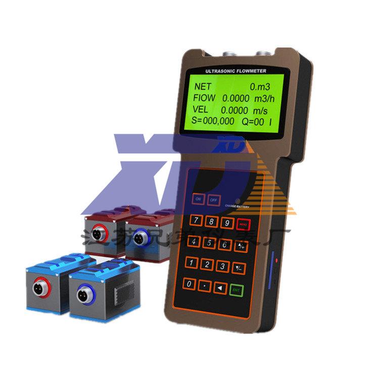 手持式液体测量超声波流量计TUF-2000H