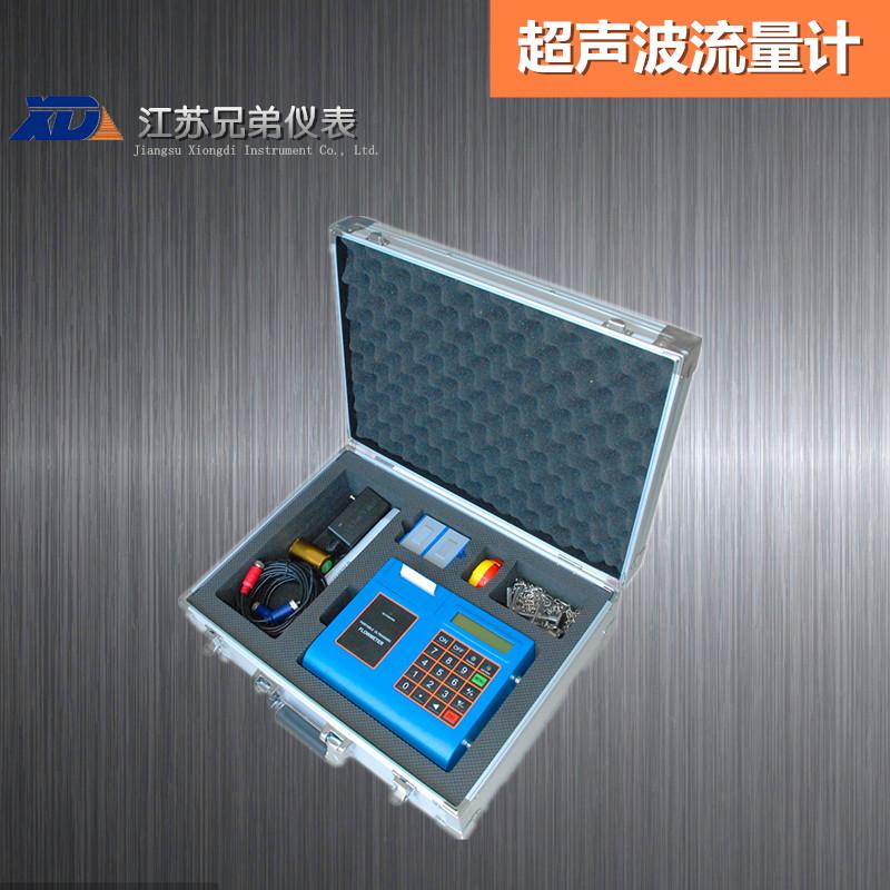 便携式手持式无断管测量超声波流量计流量巡检仪仪表生产厂家